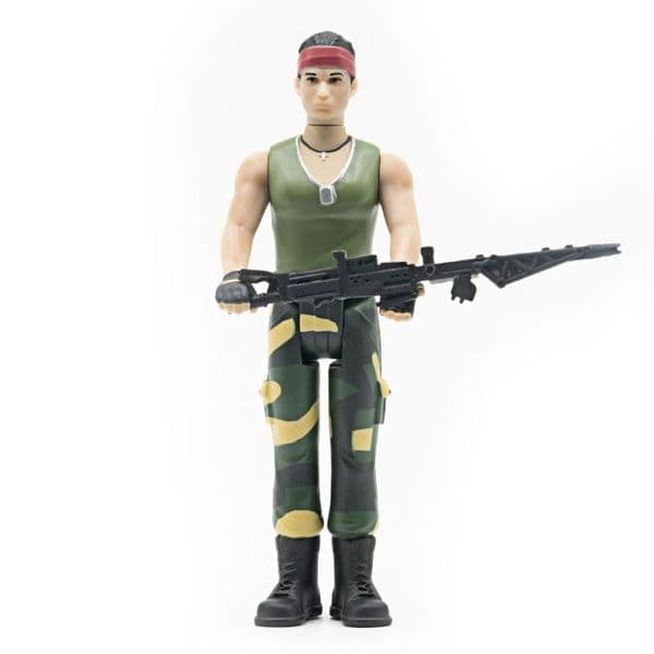 *PRE ORDER* Aliens Vasquez ReAction Figure